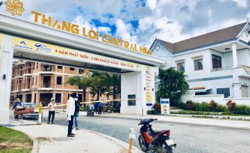 Thắng Lợi Central Hill